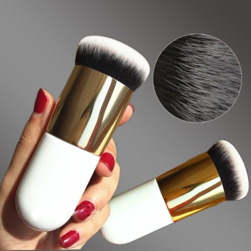 Flat Foundation Brush Makeup Applicator