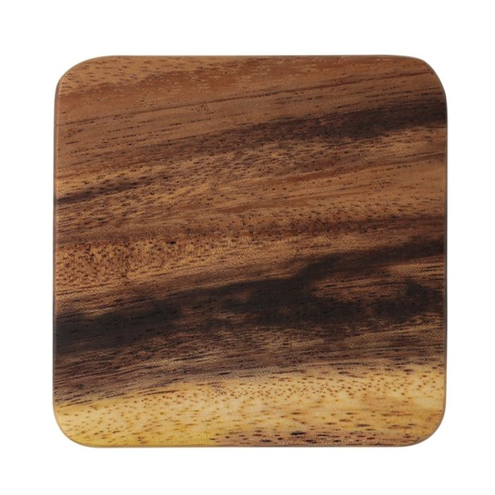Wooden Coasters Round/Square Cup Mat