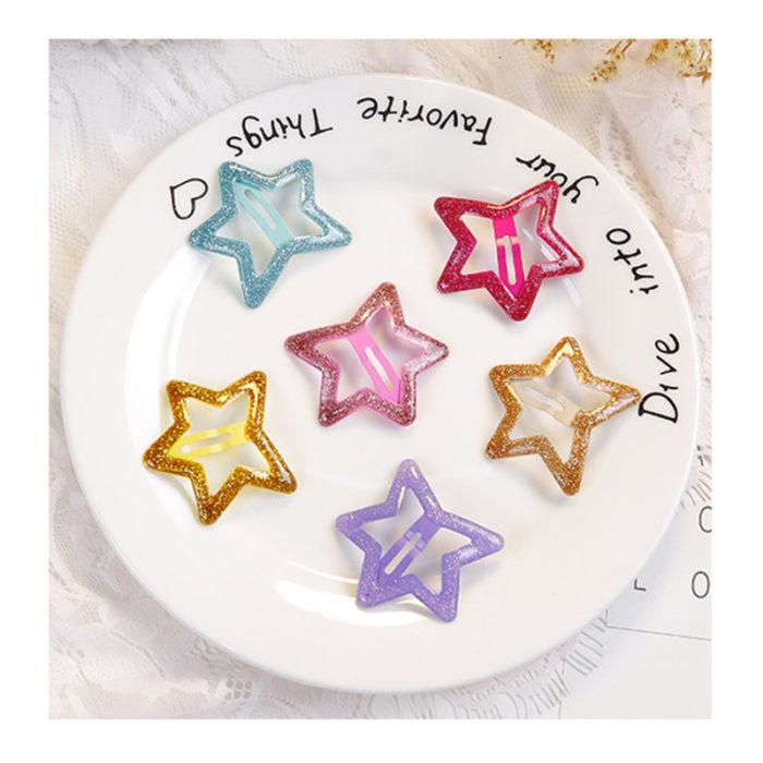 Star Hair ClipsStar Hair Clips Kids Styling Accessories Kids Styling Accessories