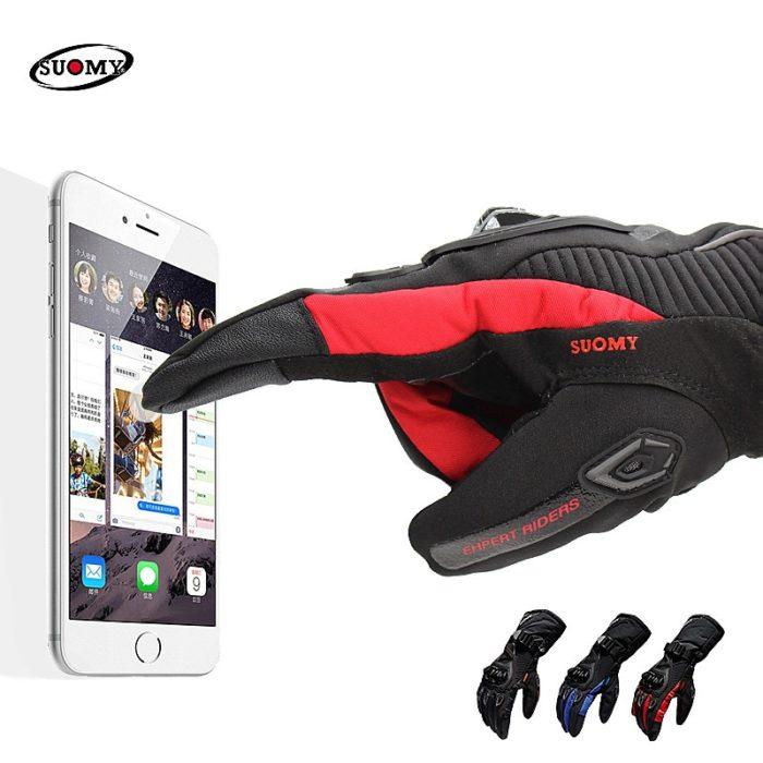 Waterproof Motorcycle Gloves Protection