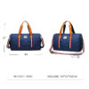 Gym Bag With Shoe Compartment Sports Bag