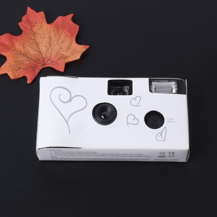 Disposable Camera 36-Photo Film