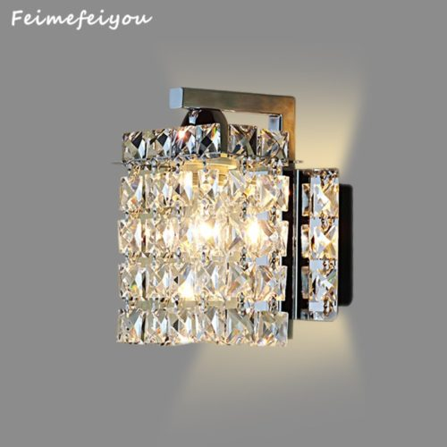 Crystal Wall Light Stylish House Lamp