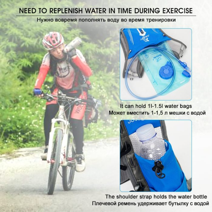 Hydration Vest Water Backpack
