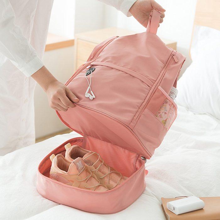 Gym Bag Backpack Fitness Bag