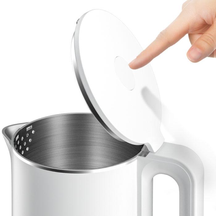 Water Heater Kettle Stainless Steel