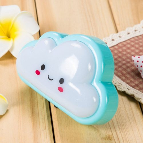 Cloud Night Light Mini Socket Lamp