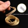Elastic Laces No Tie Shoelaces with Magnet Lock