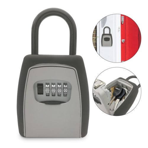 Combination Lockbox Key Storage