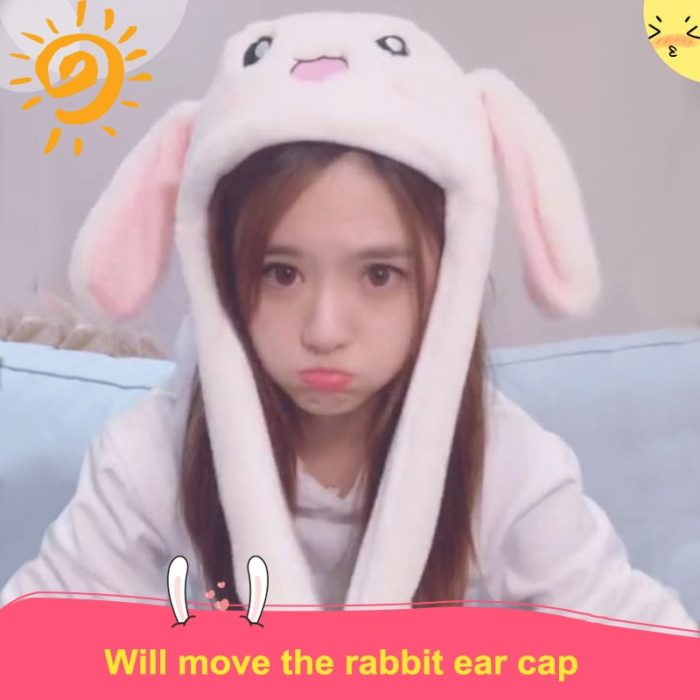 Bunny Ear Hat Costume Cap
