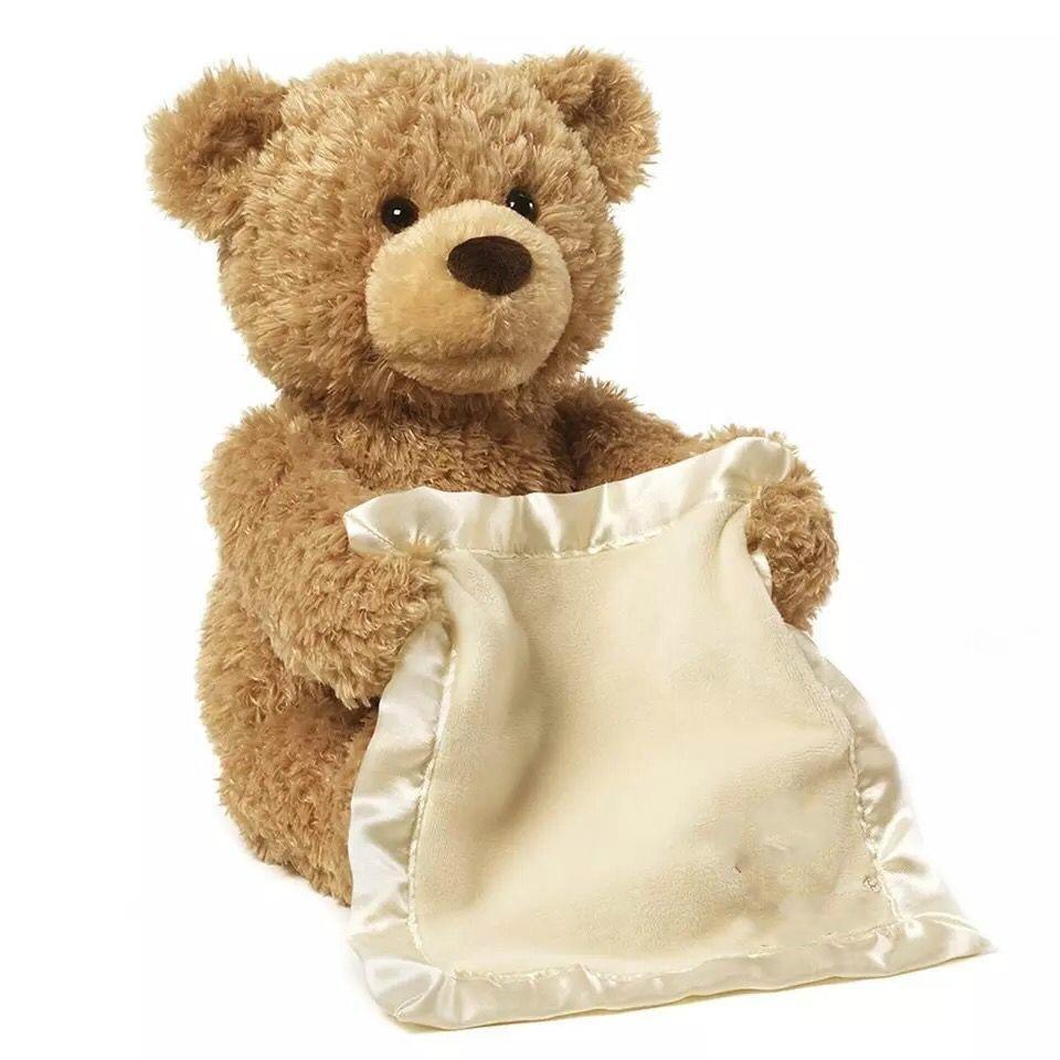 Talking Teddy Bear Plush Toy