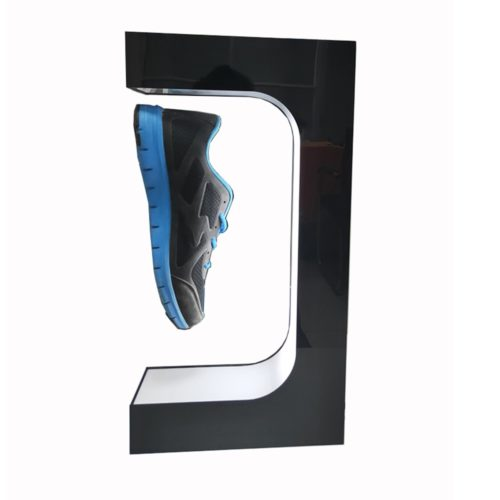 Floating Shoe Display Magnetic Levitation