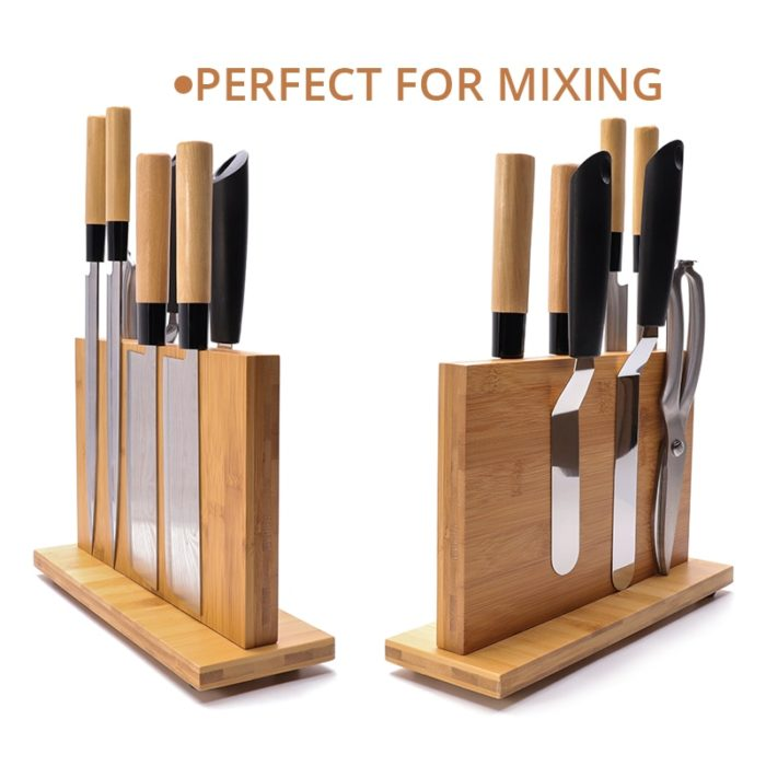 Magnetic Knife Block Double Side