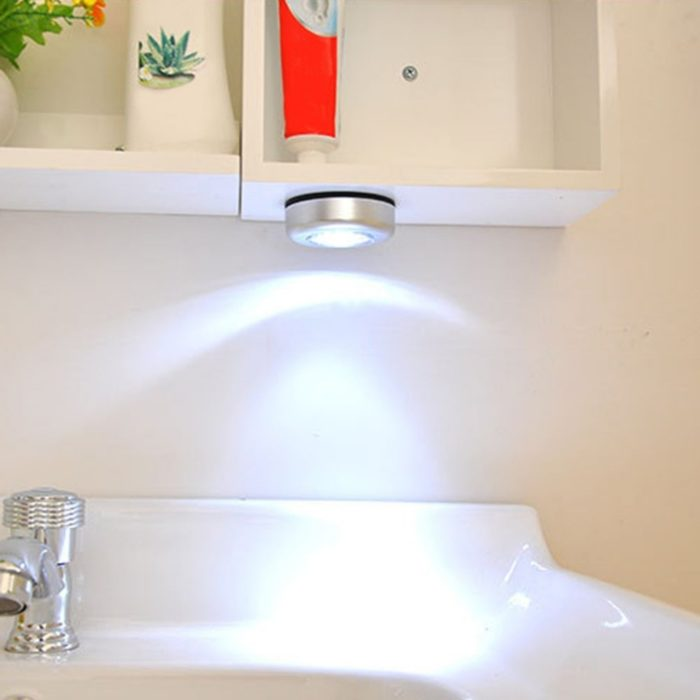 LED Touch Light Cordless Lamp