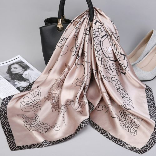 Neck Scarf Ladies Fashionable Scarves