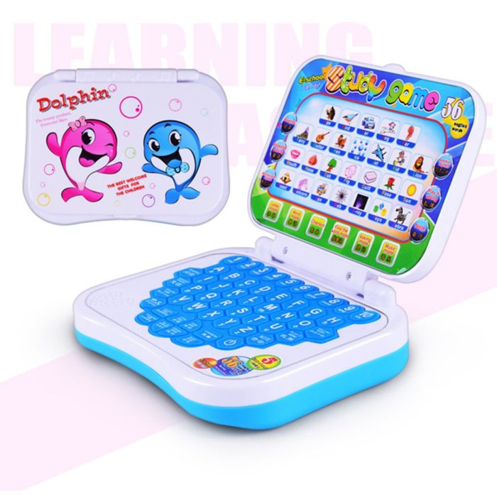 Baby Laptop Educational Toy