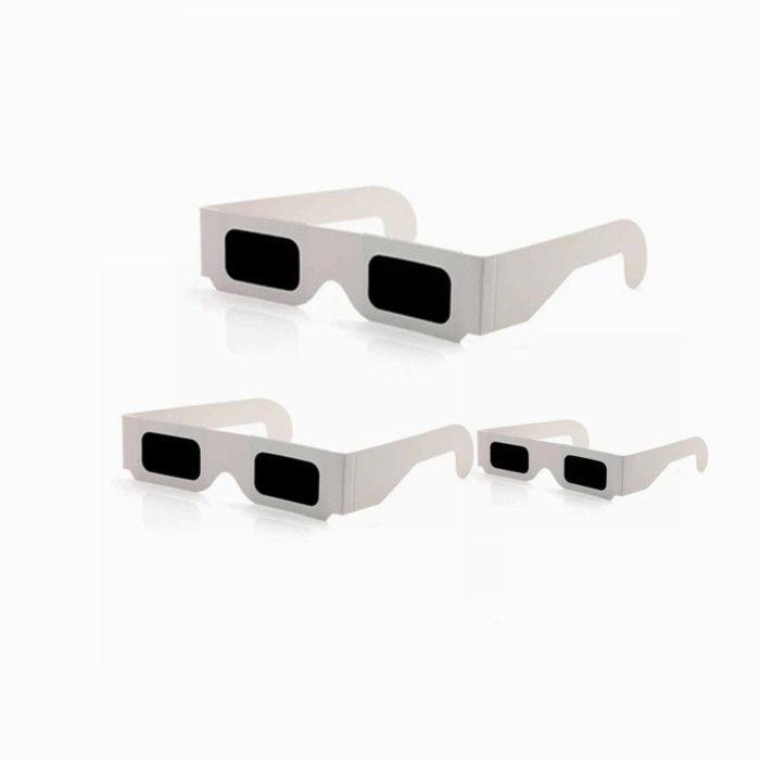 Solar Eclipse Glasses 10PC Set