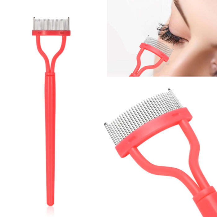Eyelash Comb Lash Separator Tool