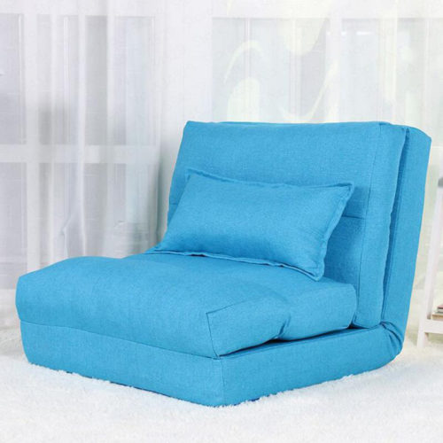 Sofa Bed Foldable Fabric Couch
