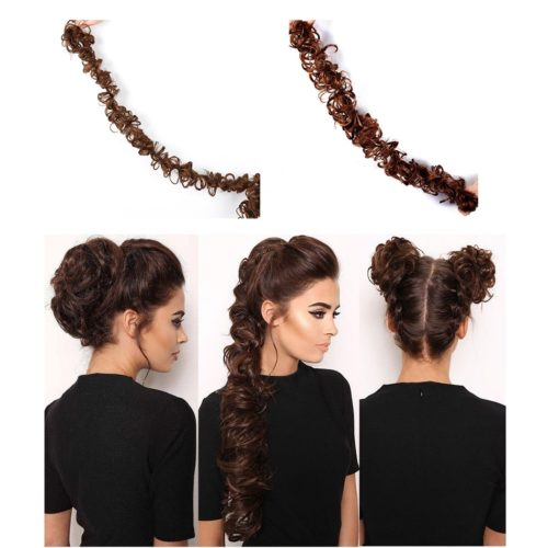 Curly Hair Extensions Hair Accessory