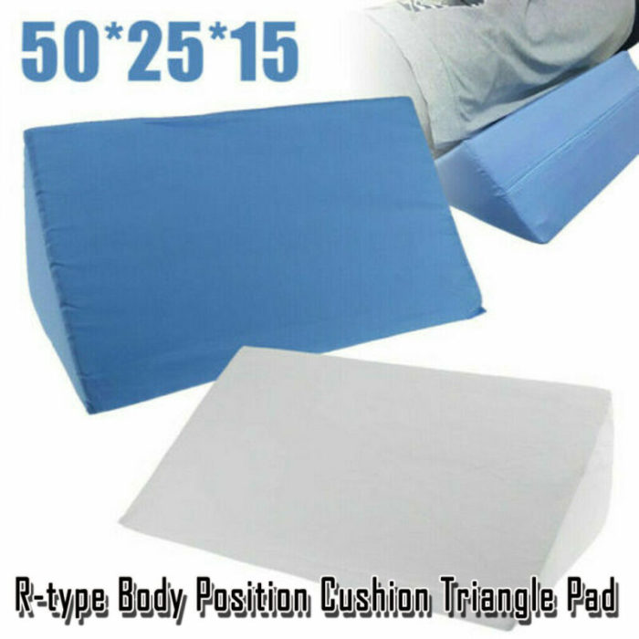 Bed Wedge Pillow Comfortable Cushion