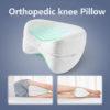 Knee Wedge Pillow Sleep Foam