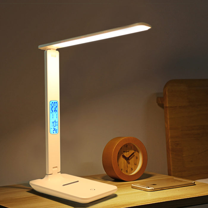 Rechargeable Table Lamp Dimmable Light