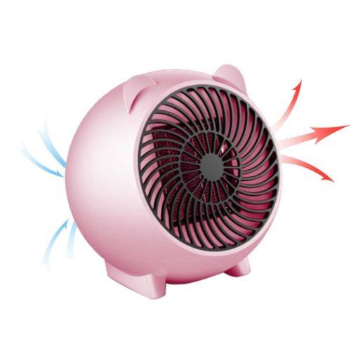 Portable Fan Heater Mini Portable Fan