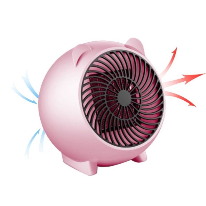 Portable Fan Heater Mini Portable Fan