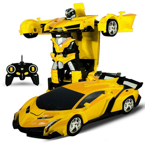 Transformer Car Toy Remote Control
