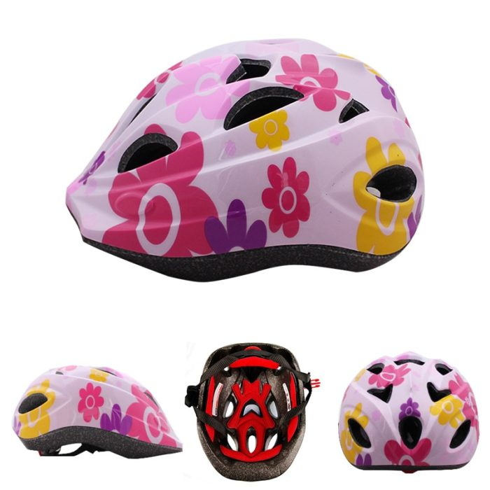 Kids Bicycle Helmet Head Protector