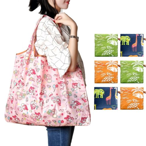 Folding Shopping Bags Reusable Grocery Bag
