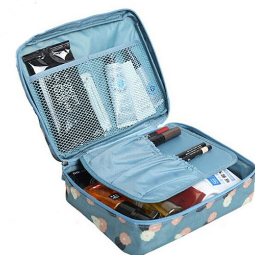 Makeup Kit Bag Travel Pouch