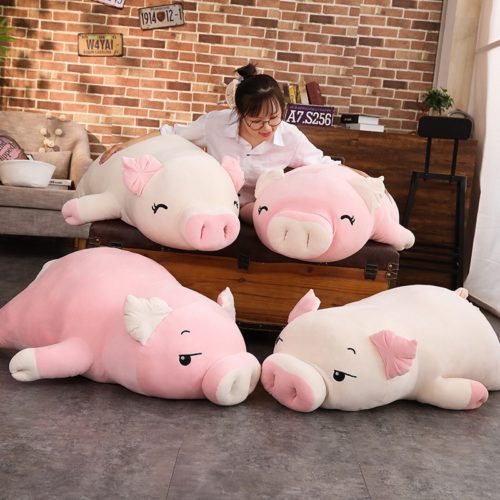 Pig Stuffed Animal Soft Pillows