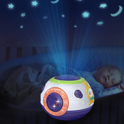 Night Sky Projector Kids Musical Toy
