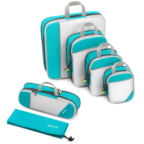 Travel Bag Organizer Luggage Cubes