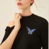 Butterfly Brooch Luxurious Ladies Brooches
