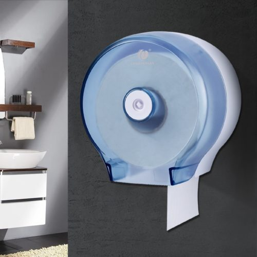Toilet Roll Dispenser Wall-Mount Design