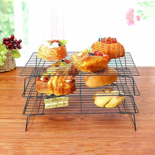 Baking Cooling Rack Three-Tiers