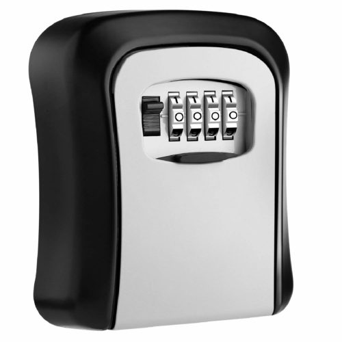 Combination Lock Box Key Safe