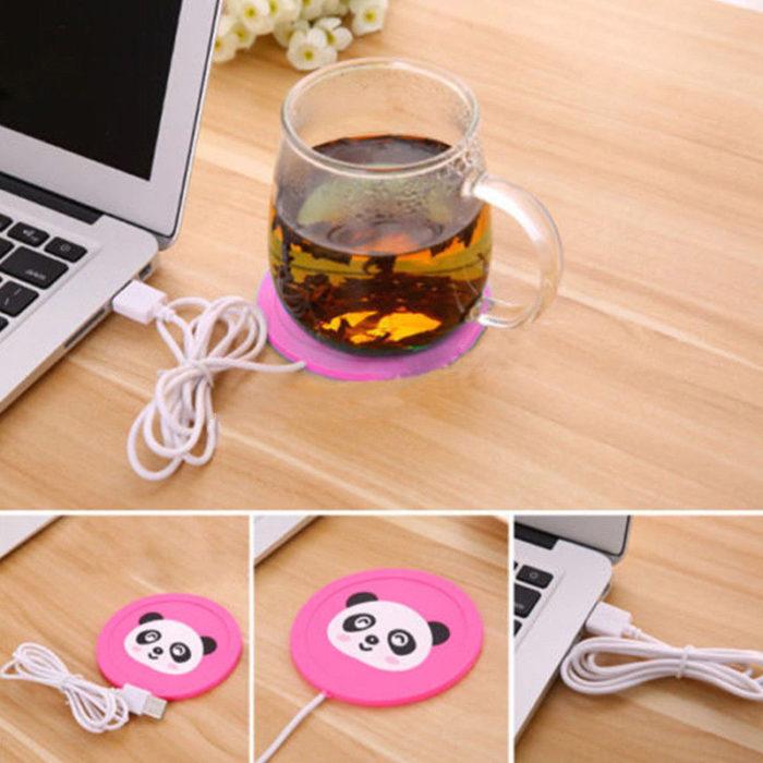 USB Cup Warmer Electric Heating Pad