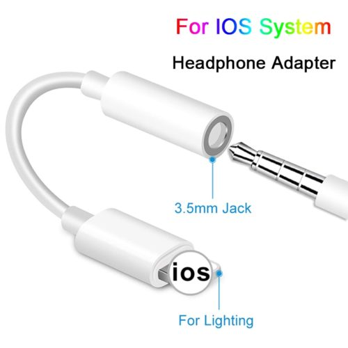 Earphone Connector IOS Adapter