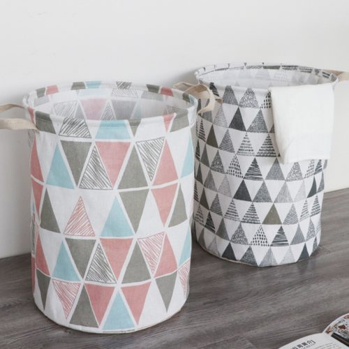 Linen Basket Clothes Hamper