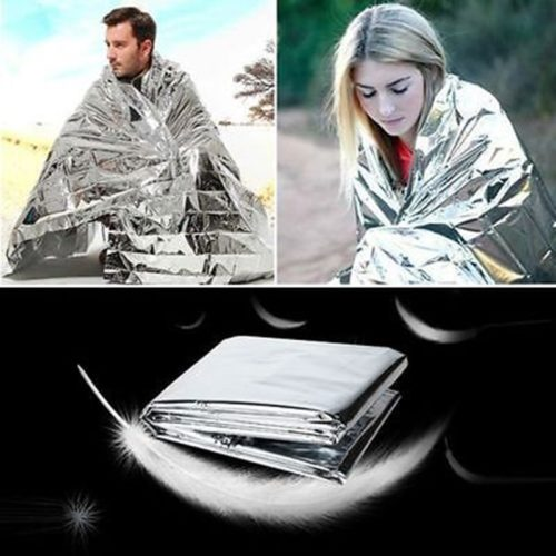 Survival Blanket Insulating Cover