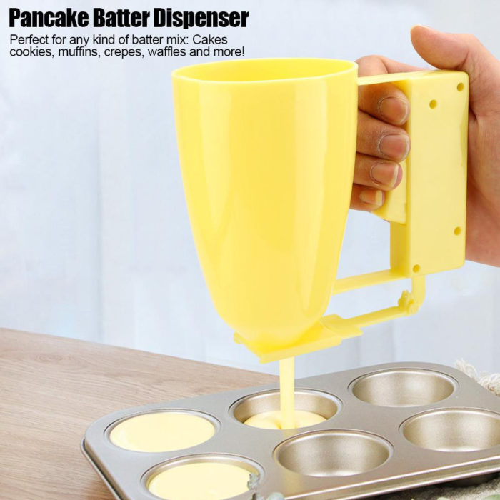 Pancake Batter Dispenser Kitchen Tool