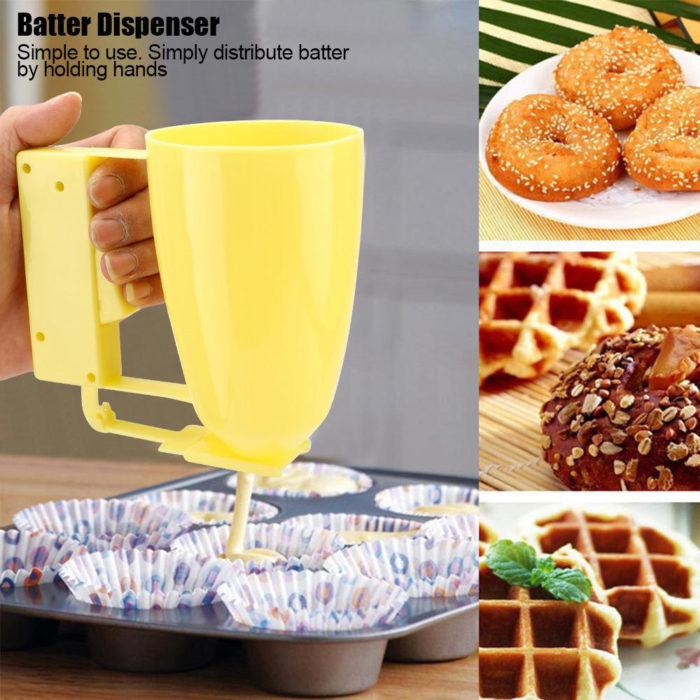 Pancake Batter Dispenser Kitchen Tool