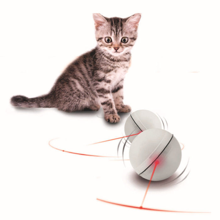 Cat Laser Toy Interactive LED Ball