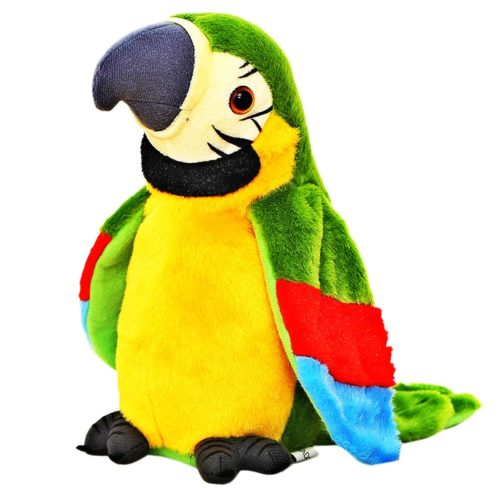 Talking Toy Parrot Plush Toy