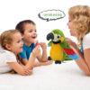 Talking Toy Parrot Plush Toy