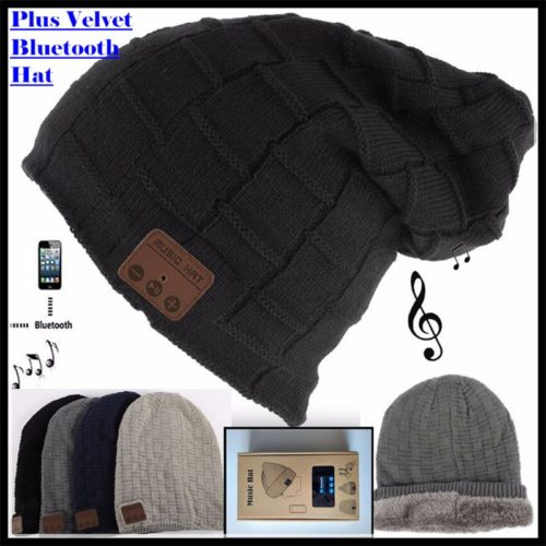 Bluetooth Beanie Music Cap